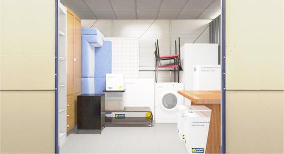 boxplus centre de stockage box plus lisses villab. Black Bedroom Furniture Sets. Home Design Ideas
